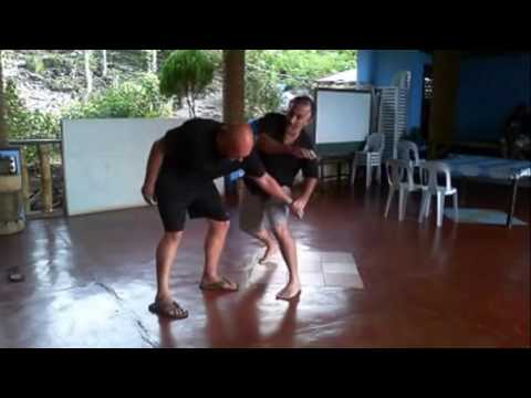 Philippines Martial Arts Escrima Knife and Hand Silat Training Camp Cebu