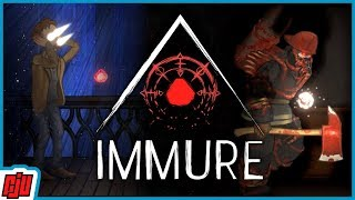 Immure Demo | Indie Horror Game | PC Gameplay Walkthrough