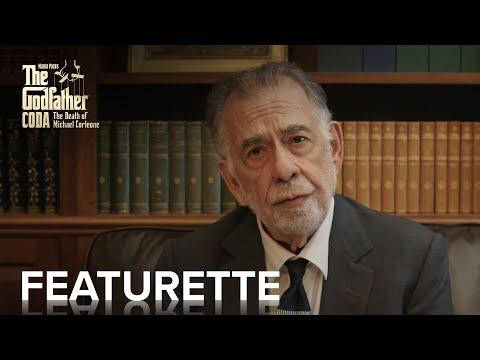 THE GODFATHER CODA: THE DEATH OF MICHAEL CORLEONE   Francis Ford Coppola Featurette