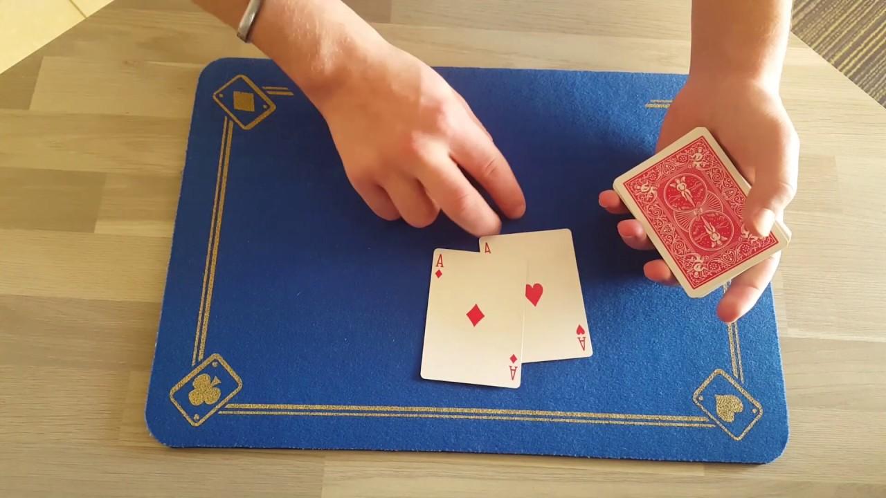 tour de magie carte facile et impressionnant tour de magie avec des carte facile et impressionnant (expliqué