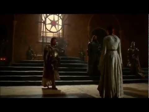 Game Of Thrones Season 2   All Sansa&Sandor Scenes