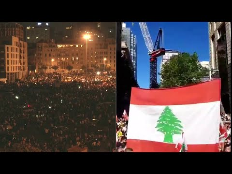 لبنانيو المهجر.. تظاهرٌ عن بعد #لبنان_ينتفض #لبنان_يثور  - نشر قبل 4 ساعة