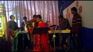 Bengali mehndi party song.mp4 { moulvibazar }