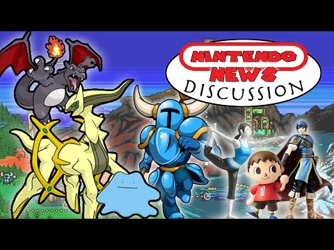 News from Nintendo's Investor Q&A, Major Pokémon Exploit, an