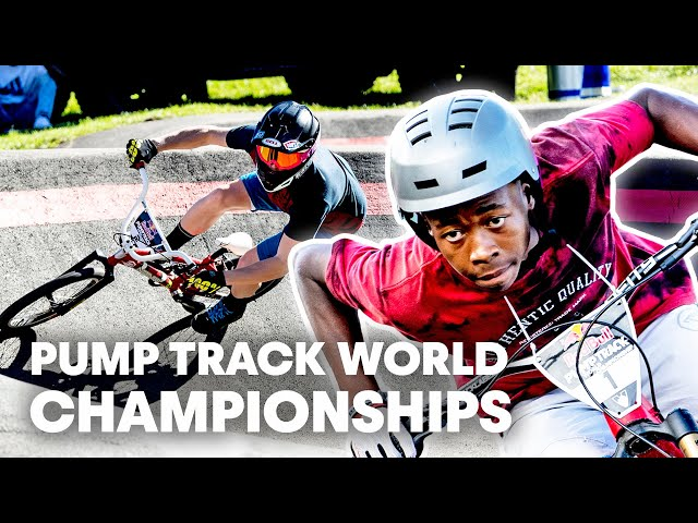 Pump For Peace in Lesotho | Pump Track World Championships w/Claudio Caluori Ep.1