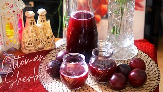 Ottoman Sherbet Recipe - ERTUGRUL SHARBAT - Spiced Fruit Juice - EID SPECIAL