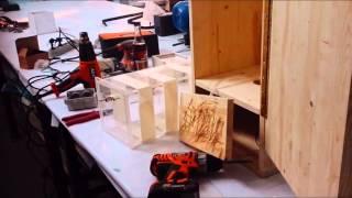 Изготовление сосуда с водой и поплавком. . Оборудование для квестов. Электроника для квестов.(, 2016-04-25T19:58:05.000Z)