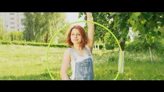 Обучалка- Базовые элементы | Hoop dance tutorial -Base elements
