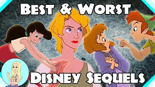 Best AND Worst Disney Straight to Video Sequels (The Fangirl)
