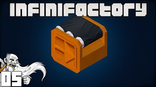 """HEAVY CONSTRUCTION!!!"" - InfiniFactory Part 5 - 1080p HD PC Gameplay Walkthrough"