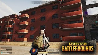 Why Do Players Like to Camp in this Building? (PUBG Xbox One X)