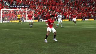 FIFA 12 PC Manchester United Vs Liverpool Exhibition match