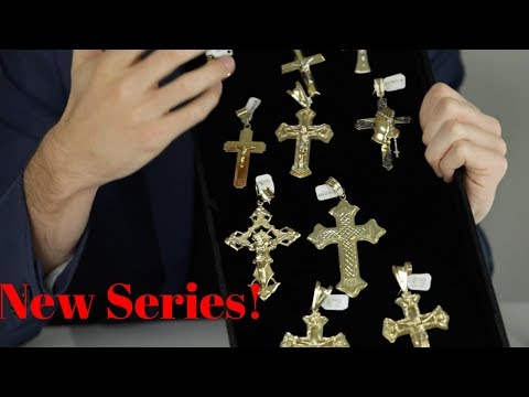 A Bunch Of Cross/Crucifix From Lirys Jewelry