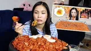 Ich versuche Mukbang zu essen wie die Koreaner (3000 Kalorien)