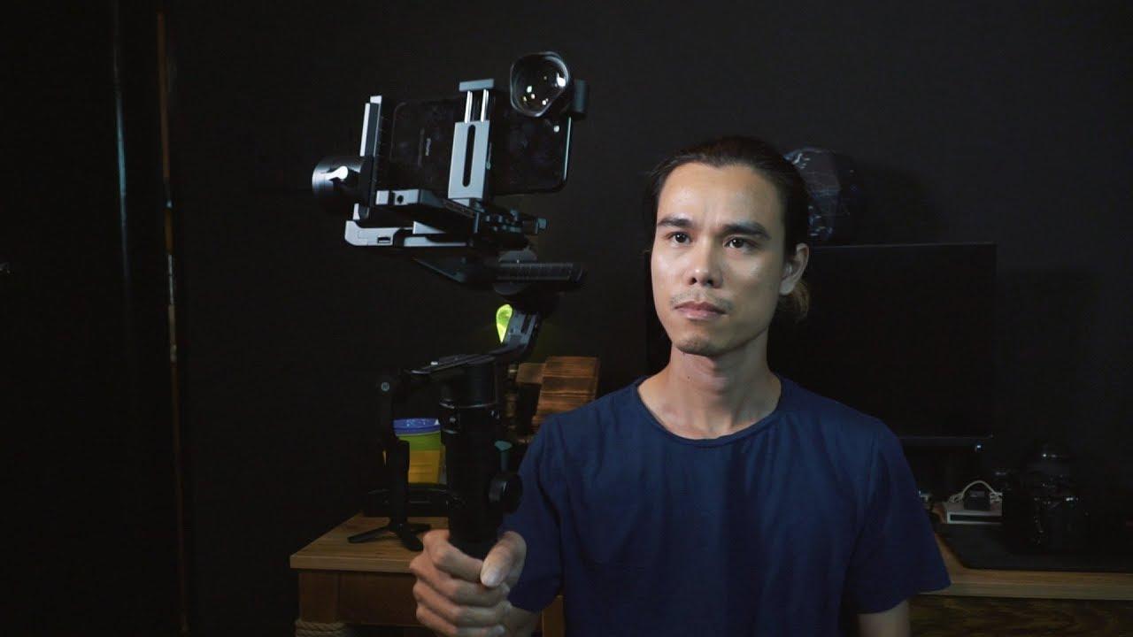Bộ ống kính rời chất lượng cho điện thoại: ULANZI // phone camera lens