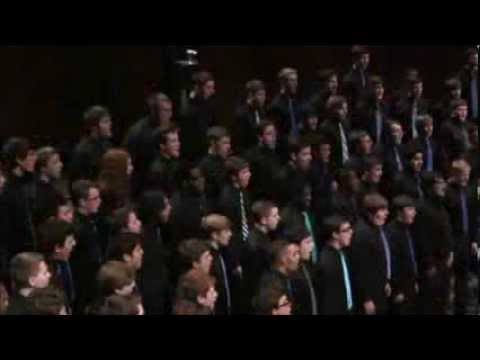 This Is The Moment- MSVMA 2014 TTBB Honors Choir