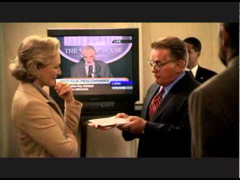 The West Wing- First Female Chief Justice