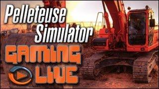GAMING LIVE PC - Pelleteuse Simulator - Jeuxvideo.com