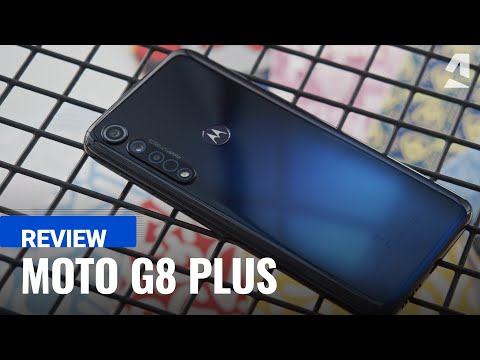 Motorola G8 Plus review