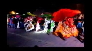 Carnaval tenancingo tlaxcala 2016  Día martes