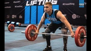 2017 Crosslifting WORLD CUP / Men 90 kg