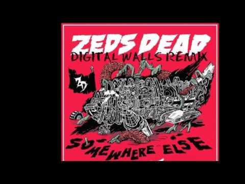 Zeds Dead - Bustamove (Digital Walls Remix) [Somewhere Else EP] mp3