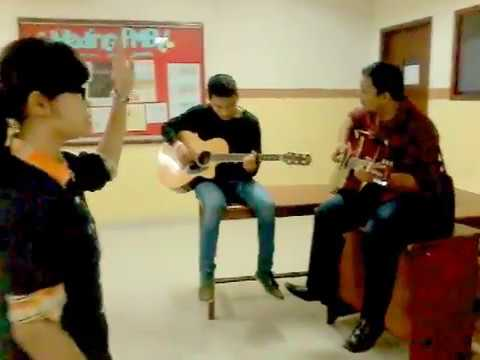 How I Love You GMB covered by A4JC accoustic version
