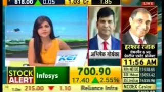 Zee Business Stock Social 14 Jan 2019 02min 17sec Mr  Abhishek Goenka   Founder & CEO, India Forex
