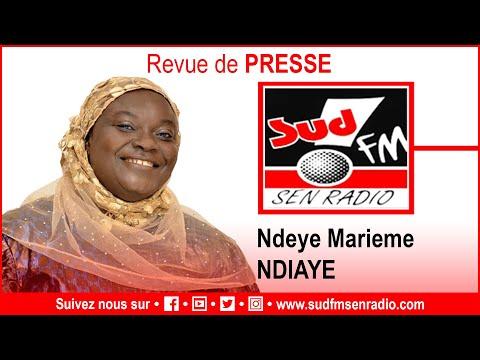 REVUE DE PRESSE DU 14 JUIN 2021 NDEYE MARIEME NDIAYE
