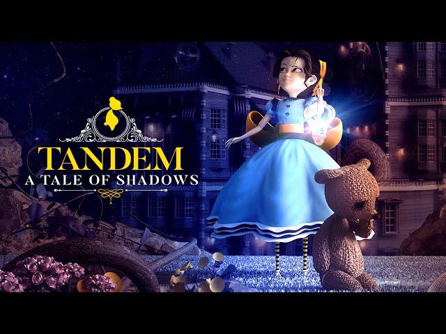 Tandem: A Tale of Shadows 🔥 Angezockt   Review 🔥 Gameplay Deutsch