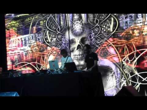 Липкий Джем 2014 - Goatika, Downtempo Set@Sticky Jam Festival 2014