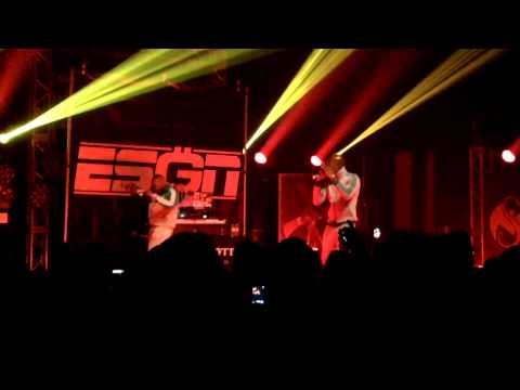 Freddie Gibbs - Still Livin - Live 2014 Orlando, FL