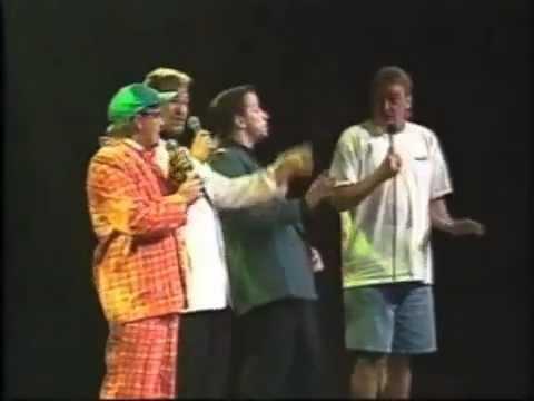 1997 Chosen Few sings