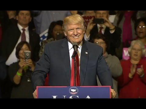 Trump FULL SPEECH at North Carolina Thank You Tour | FULL EVENT