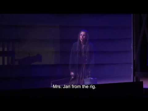 Bess's Aria: His Name is Jan | Breaking The Waves | West Edge Opera Aug 2019 | Sara LeMesh, soprano