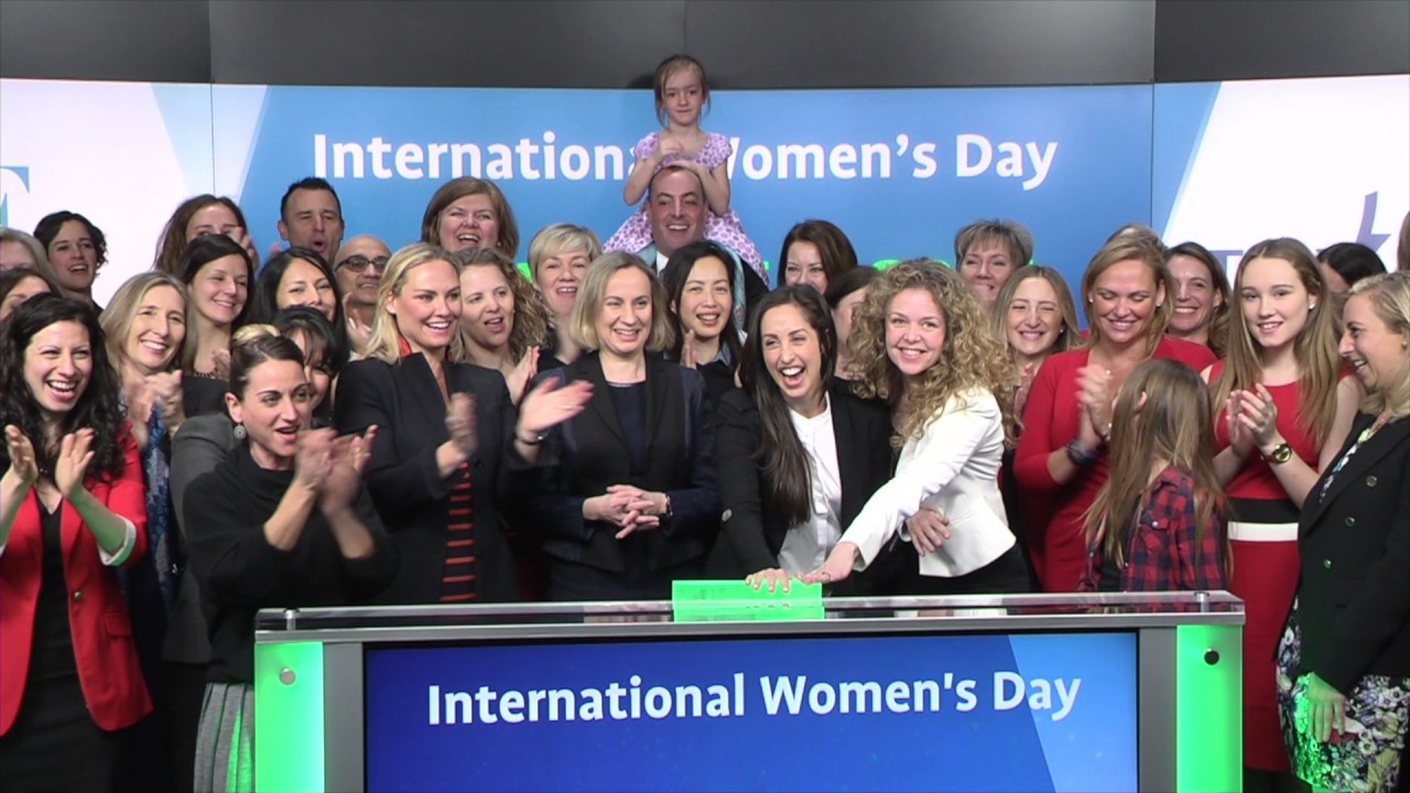 International Women's Day opens Toronto Stock Exchange