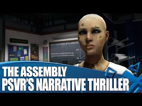 The Assembly PlayStation VR Gameplay - We Play PSVR's Story-Driven Thriller