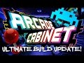 ULTIMATE ARCADE BUILD GUIDE UPDATE! - Its done and WOW