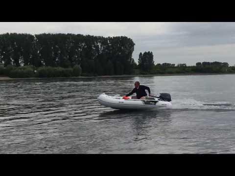 NAUTIKplus NorisBoat 330 Maritim mit Yamaha 15 S Outboard