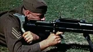 Disney - Stop That Tank WWII Canadian Boys anti-tank rifle training film 2of2
