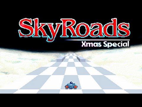 LGR - SkyRoads Xmas Special - DOS PC Game Review
