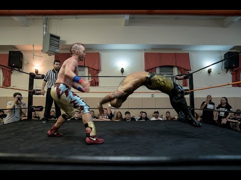 FREE TITLE FIGHT Ricochet vs. Amazing Red  House of Glory Wrestling