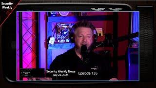 Kaseya Decrypts REvil, SeriousSam, Hacker Bounties, SonicWall, & Pegasus - Wrap Up - SWN #136