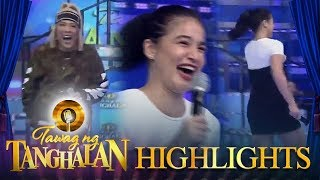 Tawag ng Tanghalan: Anne laughs and walks away because of Vice's revelation about her lovelife