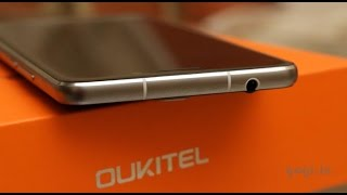 Oukitel U8 Universe Tap review, unboxing, benchmark, gaming and battery performance