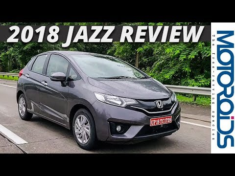 New 2018 Honda Jazz Detailed Review New Features Fully Explained