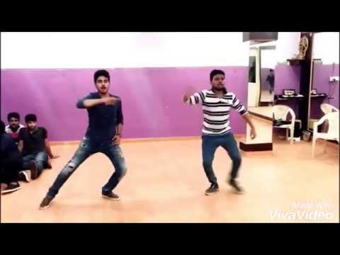 dhruva || neethone dance tonight || bharathkanth || ramcharan ||dhruva dance cover ||