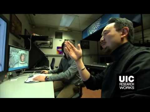 UIC Science Bytes: Electronic Visualization Lab