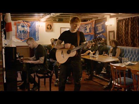 Ed Sheeran - Visiting Hours [Live at TikTok UEFA EURO 2020]