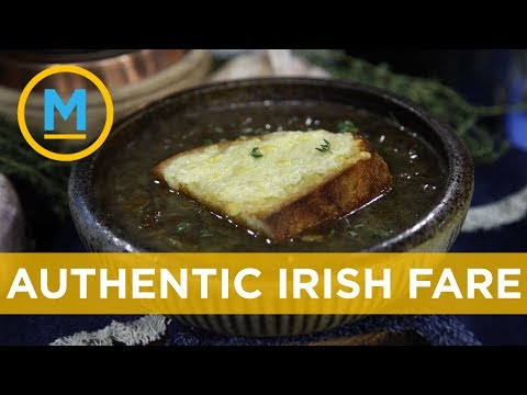 Authentic Irish recipes from Clodagh McKenna to help celebrate St. Patrick's Day | Your Morning
